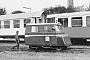 """FKF 12559 - DB """"Klv 09-0002"""" 15.10.1986 - Wangerooge, BahnhofMalte Werning"""