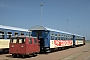 """FKF 12559 - DB AG """"Klv 09-0002"""" 12.05.1994 - Wangerooge, Bahnhof WestanlegerWerner Consten"""