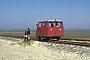 """FKF 12559 - DB AG """"Klv 09-0002"""" 20.05.1994 - Wangerooge, Bahnhof WestanlegerWerner Consten"""
