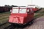 """FKF 12559 - DB """"Klv 09-0002"""" __.08.1987 - Wangerooge, BahnhofUtz von Wagner"""