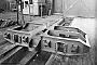 "Fuchs 9052 - MEG ""T 14"" __.__.1953 - Heidelberg, Fuchs-WaggonbauWerkfoto Fuchs (Archiv Wolf D. Groote)"