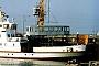 """Fuchs 9052 - AG Reederei Norden-Frisia """"18"""" 23.09.1982 - Norddeich, HafenWolf D. Groote"""