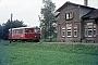 """Fuchs 9052 - MEG """"T 14"""" 06.09.1970 - Hildmannsfeld, BahnhofWalter Drögemüller"""