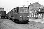 """Fuchs 9052 - MEG """"T 14"""" __.__.195x - Freistett, BahnhofBirger Wilke (Archiv L. Kenning)"""