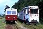 "Fuchs 9052 - MME ""14"" 14.07.1991 - Hüinghausen, BahnhofVOBA-Medien (Bernd Backhaus)"