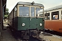 "Fuchs 9107 - WEG ""T 35"" 23.05.1974 - Laichingen, BahnhofHelmut Philipp"