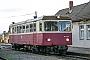 """Fuchs 9107 - HSB """"187 012-0"""" 27.11.2004 - Gernrode (Harz), Bahnhof Gert Weilmann"""