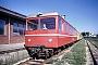 """Fuchs 9107 - IBL """"VT 3"""" __.__.1978 - Langeoog, BahnhofGerd Meinold"""