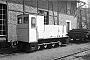 Gmeinder 4233 - Privat 10.04.1992 - Rittersgrün, BahnhofPeter Ziegenfuss