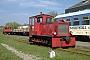 """Gmeinder 4378 - DB AG """"399 101-5"""" 08.05.1994 - Wangerooge, BahnhofWerner Consten"""