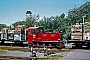"Gmeinder 4378 - DB ""329 501-1"" __.07.1981 - Wangerooge, BahnhofJochen Fink"