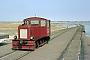 """Gmeinder 5038 - DB """"329 502-9"""" 05.09.1975 - Wangerooge, Bahnhof WestanlegerHelmut Beyer"""