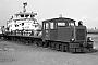 """Gmeinder 5038 - DB """"329 502-9"""" 13.09.1980 - Wangerooge, Bahnhof WestanlegerDietrich Bothe"""
