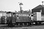 """Gmeinder 5039 - DB """"329 503-7"""" 14.08.1985 - Wangerooge, BahnhofDietrich Bothe"""