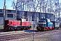 """Gmeinder 5327 - StLB """"VL 21"""" 26.03.1998 - Kapfenberg, BahnhofMarkus Strässle"""