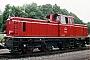 """Gmeinder 5327 - RüKB """"V 51 901"""" 07.08.2001 - Putbus (Rügen), BahnhofMarkus Strässle"""