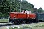 "Gmeinder 5327 - RüKB ""V 51 901"" 01.06.2002 - Putbus (Rügen), BahnhofHelmut Philipp"