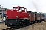 """Gmeinder 5327 - RüKB """"V 51 901"""" 25.07.2005 - Putbus (Rügen), BahnhofRainer Eichhorn"""