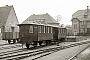 """Gotha 1425 - RK """"6"""" __.__.1955 - Rendsburg, KreisbahnhofArchiv Ludger Kenning"""