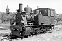 "Henschel 21443 - DB ""99 211"" __.__.195x - Wangerooge, BahnhofCarl Bellingrodt † (Archiv M. Werning)"