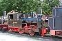 "Henschel 22619 - RüKB ""99 4603"" 09.08.2007 - Putbus (Rügen), BahnbetriebswerkRalph Hölscher"