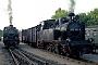 """Henschel 24367 - DR """"099 780-9"""" __.__.1992 - Putbus (Rügen), BahnhofAchim Rickelt"""