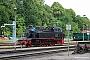 """Henschel 24367 - RüBB """"99 4801-9"""" 23.06.2018 - Putbus (Rügen), BahnhofKlaus Hentschel"""