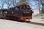 "Henschel 24368 - DR ""99 4802-7"" 13.05.1980 - Sellin (Rügen), BahnhofHelmut Philipp"