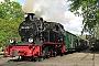 """Henschel 24368 - PRESS """"99 4802-7"""" 15.05.2011 - Göhren (Rügen), BahnhofTomke Scheel"""