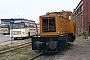 """Henschel 25955 - BKuD """"Emden"""" 03.08.1977 - BorkumDietrich Bothe"""