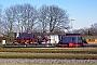 """Henschel 25982 - Privat """"Nicki + Frank S."""" 03.04.2004 - Putbus (Rügen), BahnhofMalte Werning"""