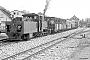 """Henschel 25982 - Seidensticker """"Nicki S."""" __.__.1986 - Krautheim, BahnhofGerhard Schulze [†]"""