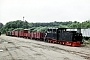 """Henschel 25983 - """"99 4652"""" 07.08.2001 - Putbus (Rügen), Pommersches KleinbahnmuseumMarkus Strässle"""