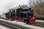 "Henschel 25983 - FöRK ""99 4652"" 15.03.2015 - Putbus (Rügen), BahnhofAchim Rickelt"