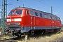 "Henschel 31452 - DB Regio ""215 096-9"" 03.07.2001 - Frankfurt (Main), Bahnbetriebswerk 1Archiv Ingmar Weidig"