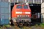 """Henschel 31452 - DB Regio """"215 096-9"""" 26.05.2003 - Gießen, BahnbetriebswerkAlexander Leroy"""