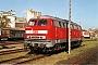 "Henschel 31452 - DB AutoZug ""215 910-1"" 05.10.2005 - Niebüll, BahnhofMartin Kursawe"