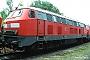 """Henschel 31452 - DB Autozug """"215 910-1"""" 01.08.2008 - Chemnitz, FahrzeuginstandhaltungswerkKlaus Hentschel"""