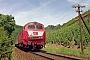 """Henschel 31484 - DB AG """"215 139-7"""" 21.06.1998 - RechWolfgang Wellige"""