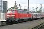 """Henschel 31820 - DB Regio """"218 362-2"""" 23.10.2004 - Köln, HauptbahnhofErnst Lauer"""