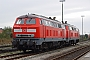 "Henschel 31820 - DB AutoZug ""218 362-2"" 02.11.2005 - Niebüll, BahnhofAlexander Leroy"