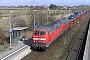 """Henschel 31820 - DB Regio """"218 362-2"""" 05.04.2010 - Morsum (Sylt)Dietmar Stresow"""