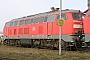 """Henschel 31821 - DB Autozug """"218 363-0"""" 03.02.2008 - Westerland (Sylt)Dietmar Stresow"""