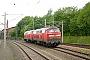 """Henschel 31821 - DB Regio """"218 363-0"""" 27.05.2006 - Reichenbach (Vogtland)Peter Wegner"""