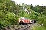 """Henschel 31821 - DB Regio """"218 363-0"""" 25.05.2006 - Velden (Pegnitz)Peter Wegner"""