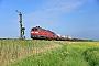 "Henschel 31821 - DB Fernverkehr ""218 363-0"" 28.05.2016 - Emmelsbüll-Horsbüll, Einfahrsignal Betriebsstelle LehnshalligJens Vollertsen"