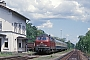"""Henschel 31822 - DB """"218 364-8"""" 10.06.1987 - Hochstadt (Pfalz)Ingmar Weidig"""