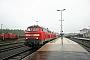 """Henschel 31822 - DB Regio """"218 364-8"""" 26.05.2006 - Marktredwitz, BahnhofPeter Wegner"""