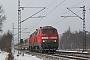 "Henschel 31822 - DB Fernverkehr ""218 364-8"" 18.01.2010 - HalstenbekEdgar Albers"