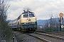 """Henschel 31823 - DB """"218 365-5"""" 19.12.1987 - Landau (Pfalz)Ingmar Weidig"""